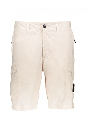 Stone Island Bermuda Shorts - Plaster