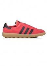 Adidas Originals Footwear Bermuda Trainers - Scarlet / Black
