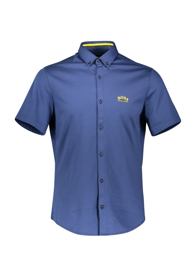 Biadia R Shirt - Navy