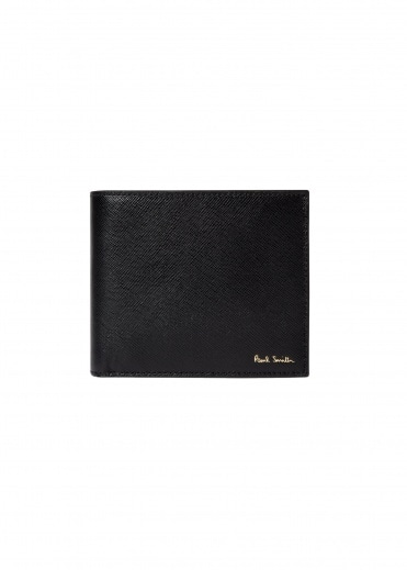Paul Smith Bilfold Wallet Mini - Black