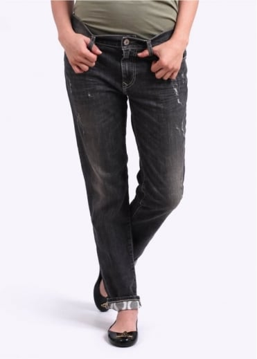 Vivienne Westwood Anglomania Billy Jeans - Black Wash
