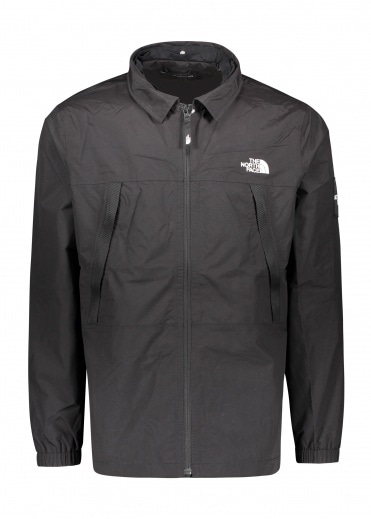 North Face Black Box Dryvent Jacket - Black