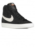 Blazer Mid 77 Suede - Black / Photon Dust