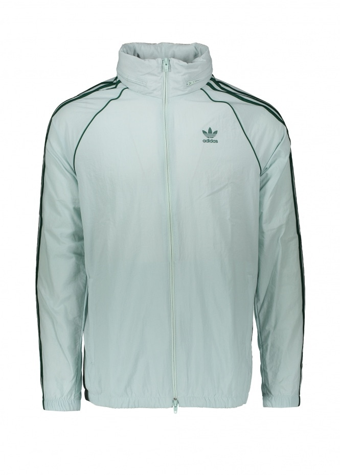 adidas Originals Apparel BLC SST Windbreaker - Vapour Green