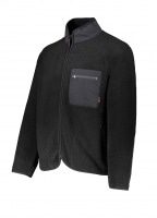 Gramicci Boa Fleece Jacket - Black