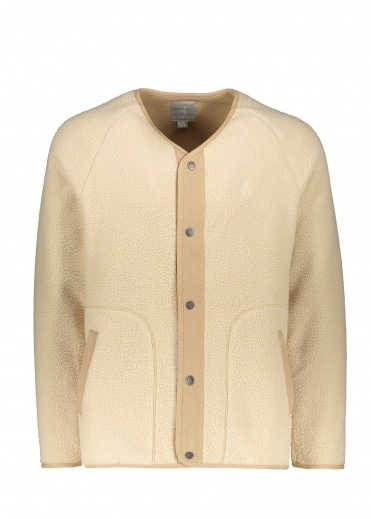 Gramicci Boa Fleece Jacket - Ivory