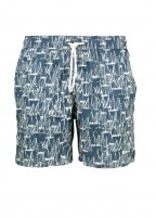 Boat Swim Short - Navy