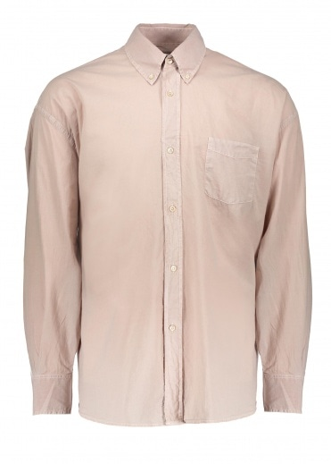 Our Legacy Borrowed BD Shirt - Pink Vintage