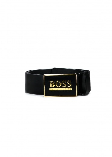 Hugo Boss Boss Icon Belt 002 - Black