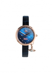 Vivienne Westwood Accessories Bow II Watch - Navy