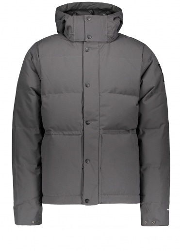 North Face Box Canyon Jacket - Asphalt Grey
