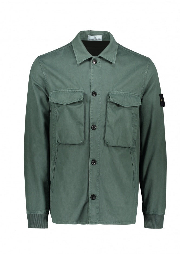Button Overshirt - Petrol