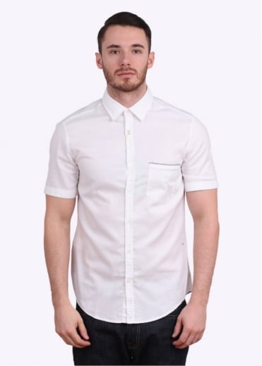 Hugo Boss Byolo Shirt - White
