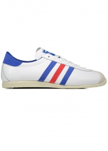 adidas Originals Footwear Cadet - White / Red / Blue