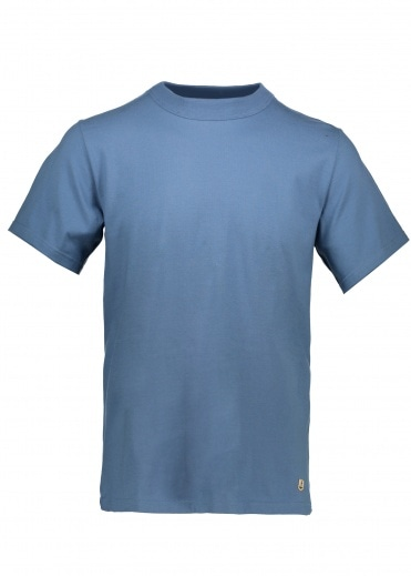 Armor Lux Callac T-Shirt - Moody Blue