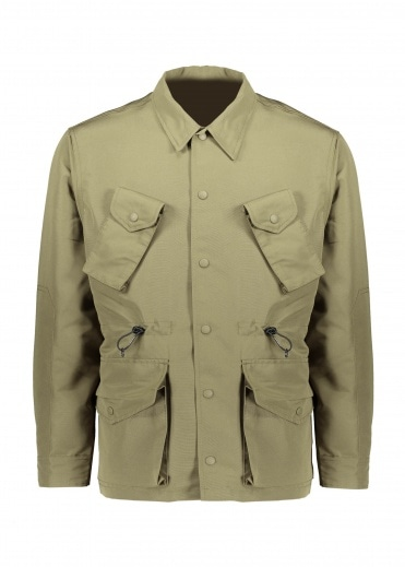 Uniform Bridge Canadian Combat Coat - Khaki