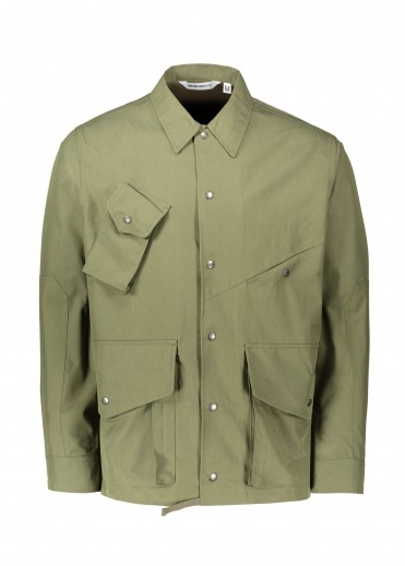 Uniform Bridge Canadian Fatigue Jacket - Sage