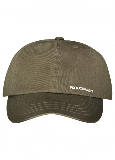 NN07 Canvas Cap - Army