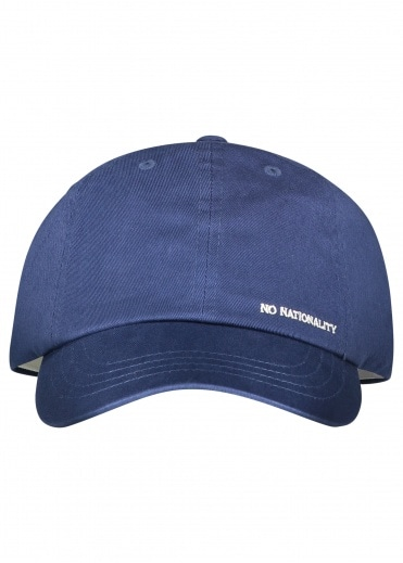 NN07 Canvas Cap - Light Navy