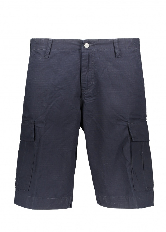 Carhartt Regular Cargo Shorts - Dark Navy