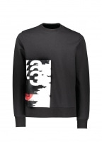 CH1 GFX Crew Sweat - Black