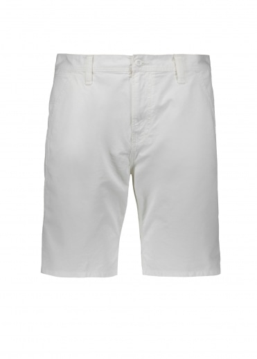 Carhartt Chalk Shorts - Off White