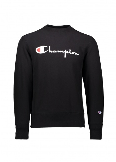 Champion Crewneck Sweatshirt - Black