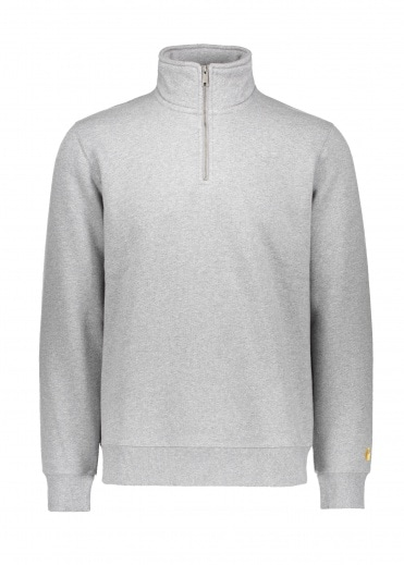 Carhartt Chase Highneck - Dark Grey Heather