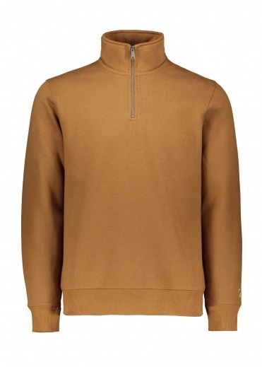 Carhartt Chase Highneck - Hamilton Brown