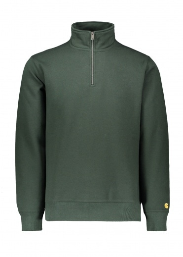 Carhartt Chase Highneck - Loden / Gold