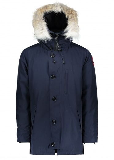 Canada Goose Chateau Jacket - Admiral Blue