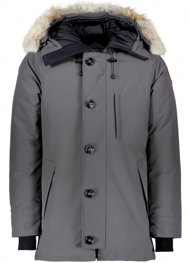 Canada Goose Chateau Jacket - Graphite