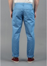 Chino Trousers Riviera Blue