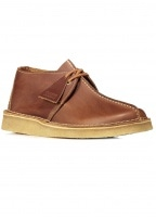 Clarks Originals Desert Trek Leather - Tan