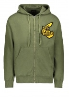 Classic Hoodie Patch - Green