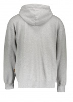Classic Hoodie Patch - Grey