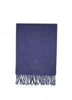 Classic Scarf - Navy Blue