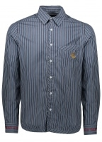 Classic Shirt - Blue Stripes