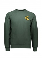 Classic Sweatshirt Badge - Green