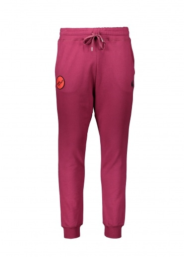 Vivienne Westwood Anglomania Classic Tracksuit Bottom - Beet Red
