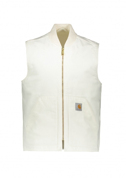 Carhartt Classic Vest Dearborn Canvas - Wax Rinsed