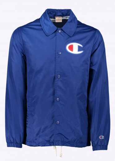 Champion Coach Jacket - Blue