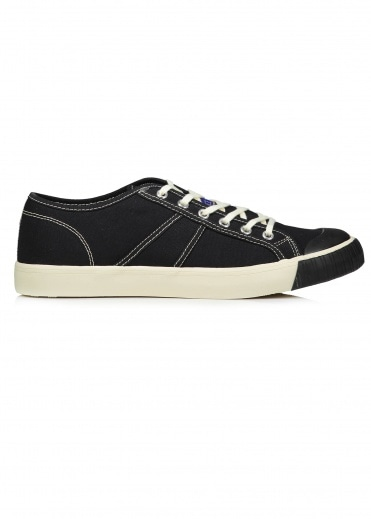 Colchester Rubber Co.  Colchester Low Top - Black