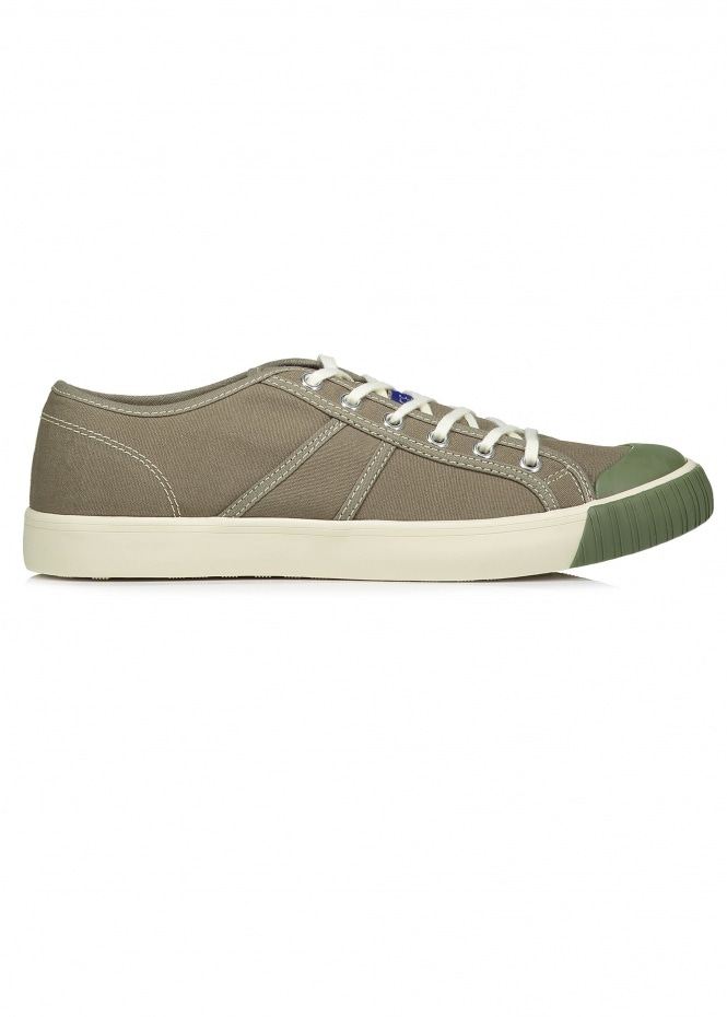 Colchester Rubber Co. Colchester Low Top - Olive