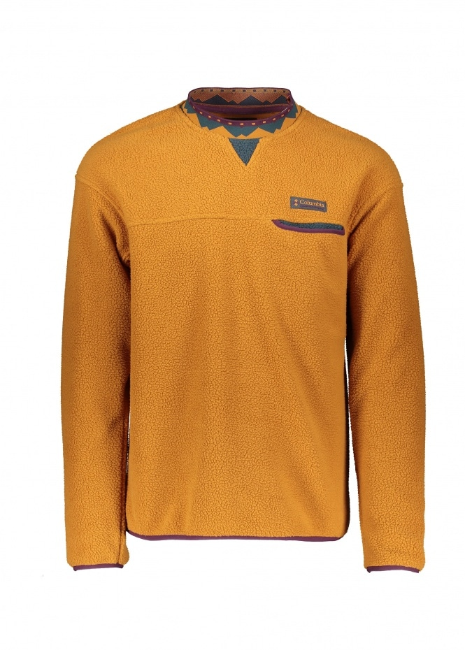 Wapitoo Fleece Pullover - Burnis