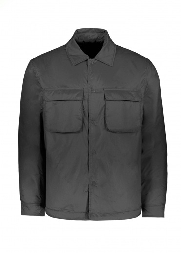 NN07 Columbo Overshirt - Black
