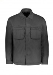 NN07 Columbo Overshirt - Black