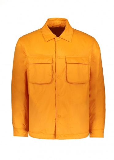 NN07 Columbo Overshirt - Orange