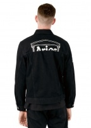 Aries Column Zip Through Jacket - Black