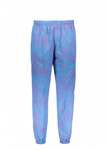 Obey Concrete Easy Pant - Cracked Sky Blue
